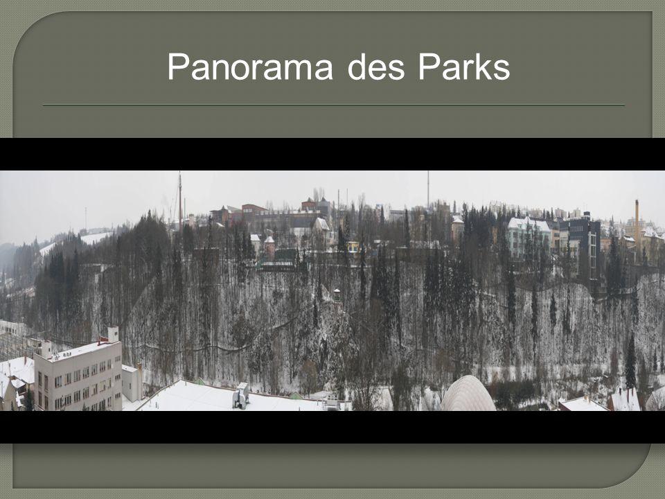 Der Park wurde von dem Verein für Verziehrung – Třebíčský odkrašlovací spolek – in den Jahren 1891 – 1896 errichtet.