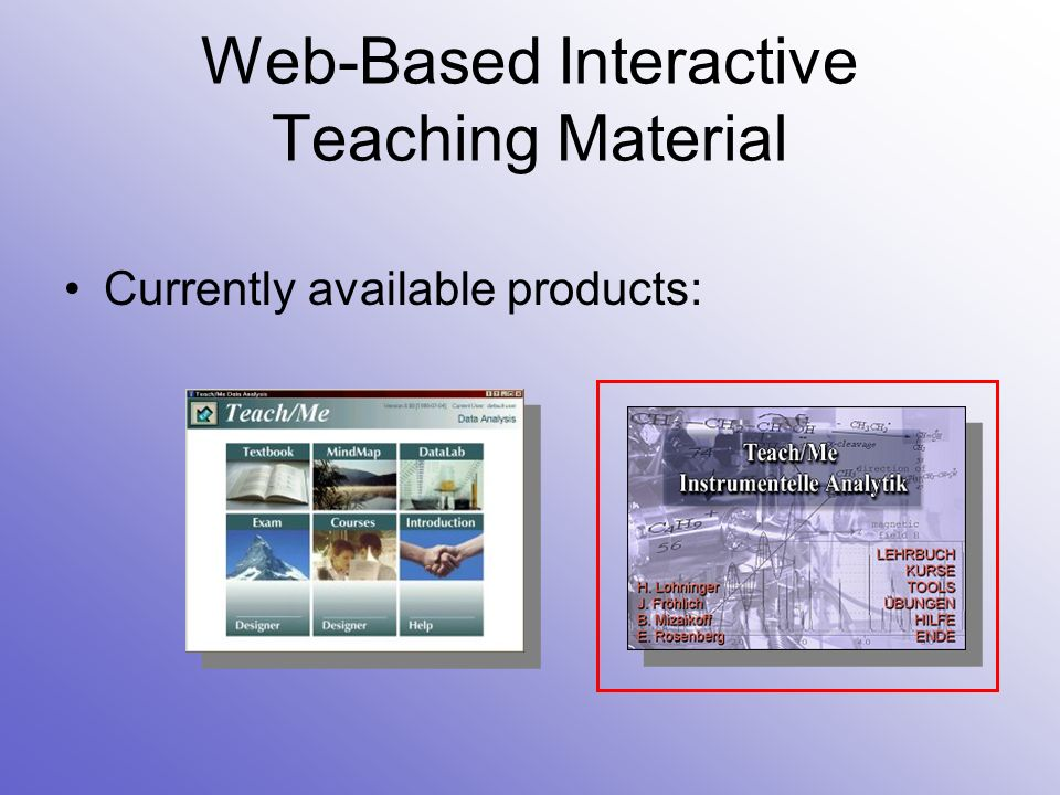 Web-Based Interactive Teaching Material Interactive Simulation: