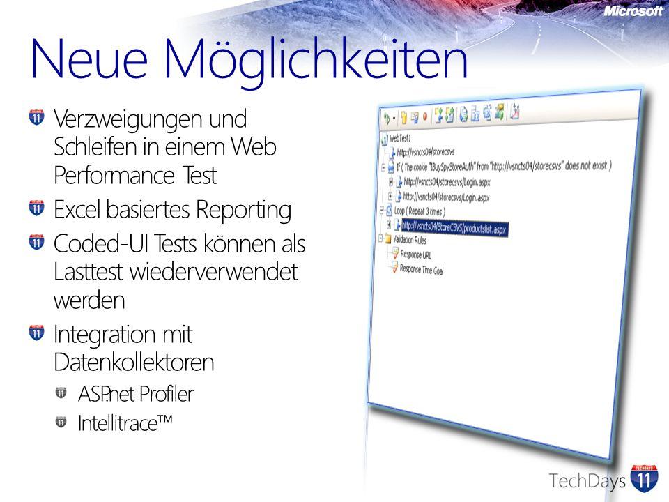 Demo: Web Tests