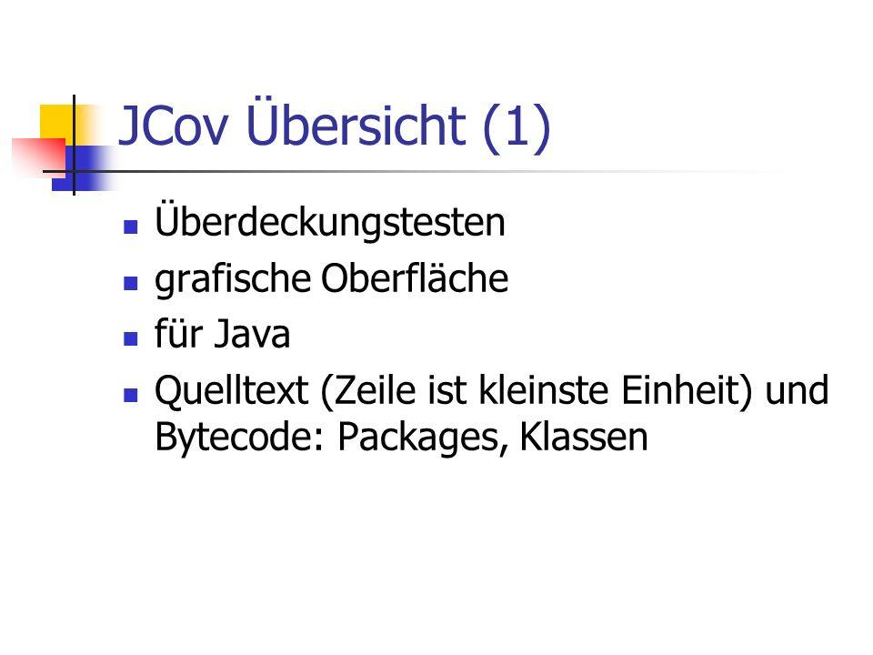JCov Übersicht (2)
