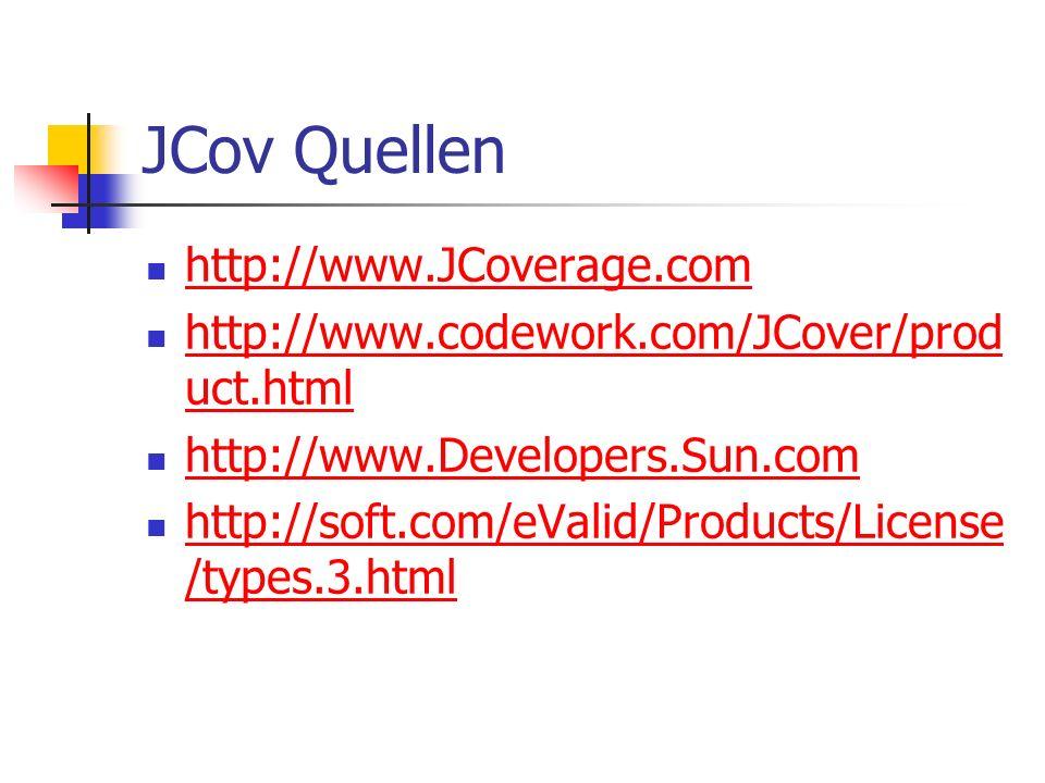 GCov Übersicht Überdeckungstesten Kommandozeile für C, C++ Quelltext, Zeile ist kleinste Einheit gemeinsame Nutzung mit gcc erforderlich meist bereits Linux-Bestandteil, MinGW unter Windows