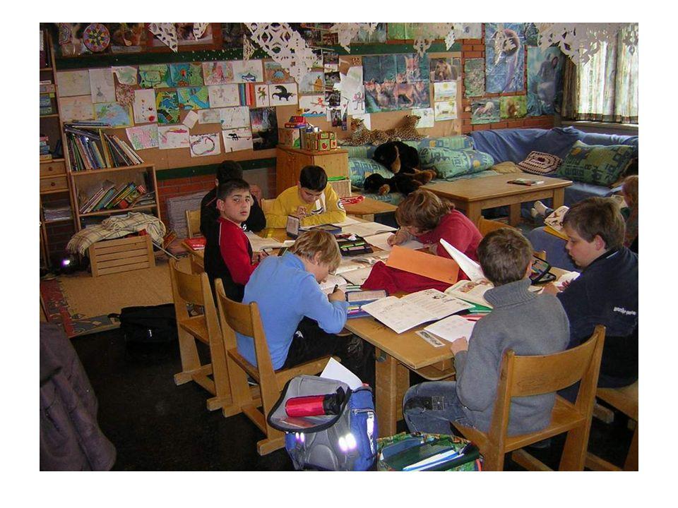 GesamtschülerInnenzahl: 320 Betreuung im Haus: 83 Kinder (ca.