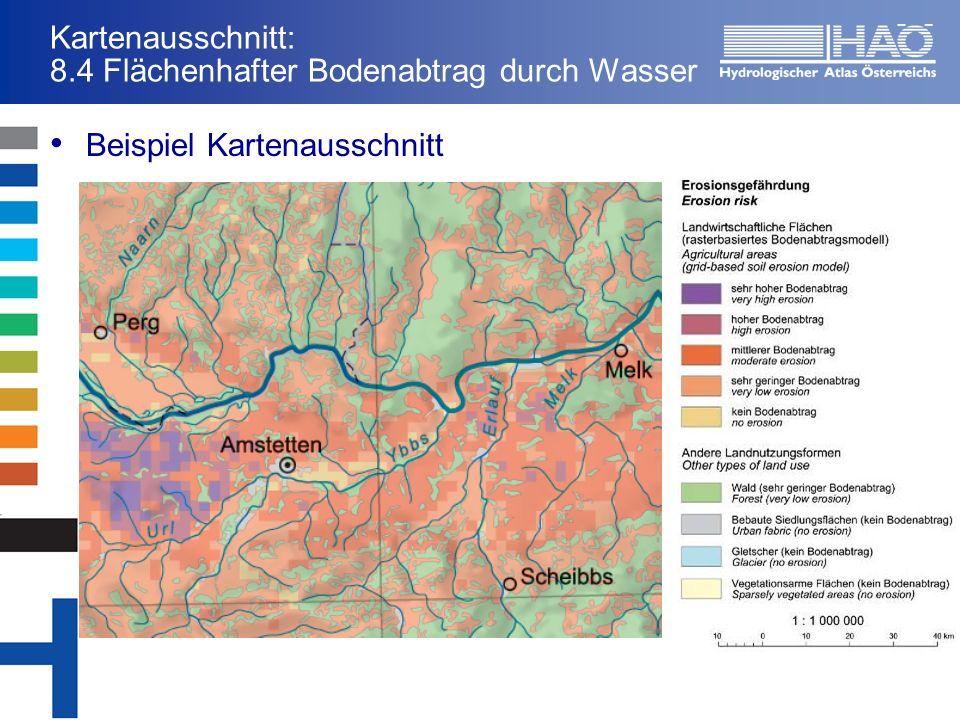 Gesamtansicht: 8.4 Flächenhafter Bodenabtrag durch Wasser