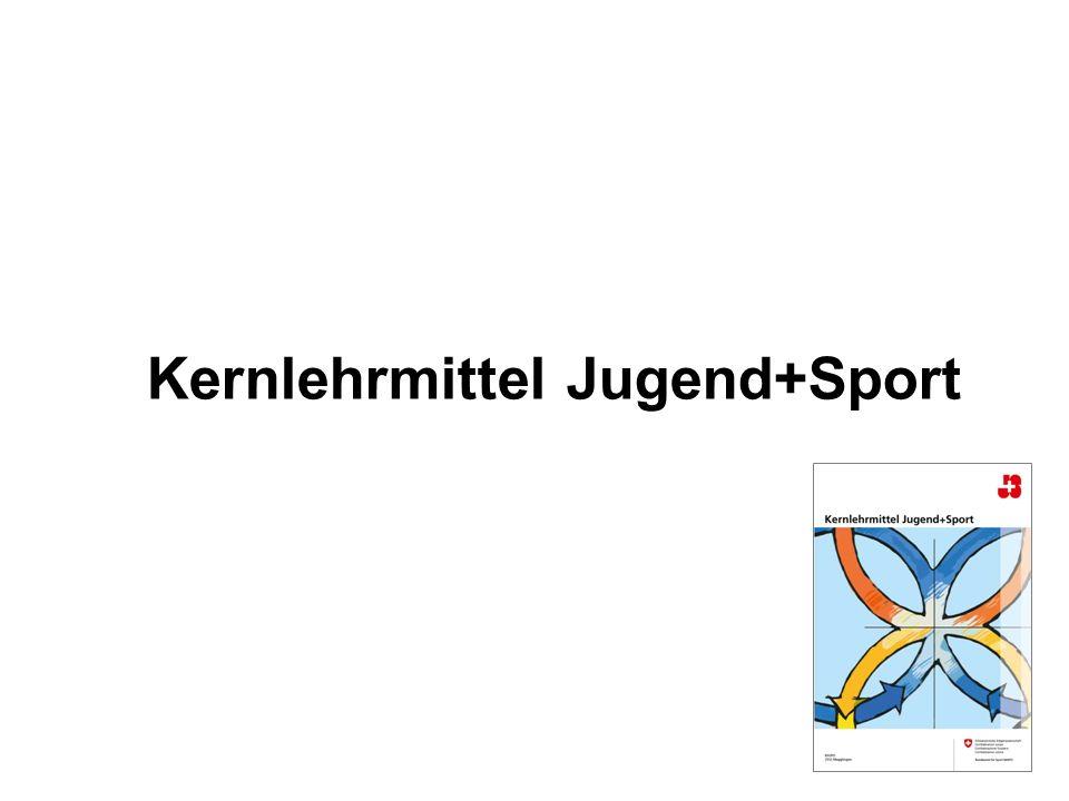 Übersicht Kernlehrmittel Einführung Die Ausbildungsphilosophie von Jugend+Sport Das Unterrichtsmodell und seine drei Kernkonzepte –Das pädagogische Konzept –Das sportmotorische Konzept –Das methodische Konzept