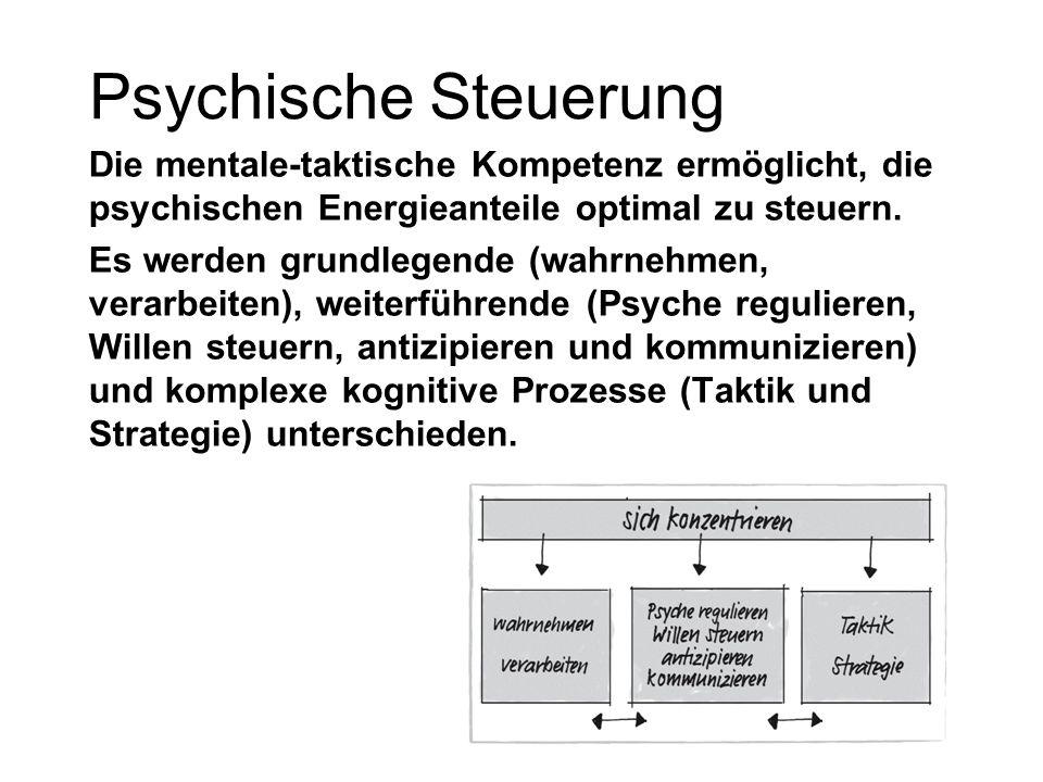 Einflussfaktoren auf die sportliche Leistung Personale Rahmenbedingungen Situative Rahmenbedingungen Normative Rahmenbedingungen