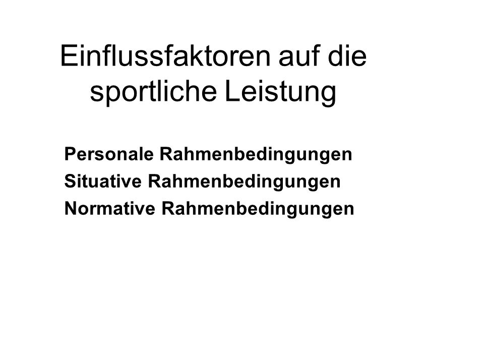 Kernlehrmittel Jugend+Sport Das methodische Konzept