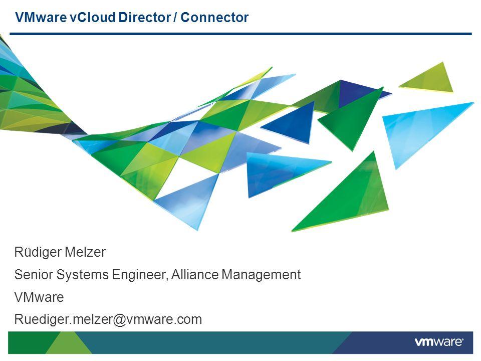 Andere Darstellung der vCloud Suite vSphere Enterprise+ Virtualisierungs-Plattform vCloud Director Brücke zur Hybrid- & Public Cloud vCloud Connector vCloud Networking and Security Cloud Netzwerk-Verwaltung und Security vCenter Operations Management Suite Automatisiertes Betriebs- Management für die Cloud vFabric Application Director Cloud-fähige Applikations- Provisionierung vCloud Suite Komponenten einer kompletten, integrierten Cloud Infrastruktur Wird genau so lizensiert wie vSphere: pro CPU-Sockel  Unlimitiertes vRAM, Unlimitierte VMs  Achtung KEIN Bundle – kann nicht aufgelöst werden, um auf anderen CPUs zu laufen vCenter Site Recovery Manager Disaster Recovery Automatisierung vCloud Automation Center IT Service Provisionierung