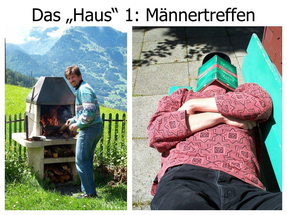 """Das """"Haus 2: Frauentreffen"""
