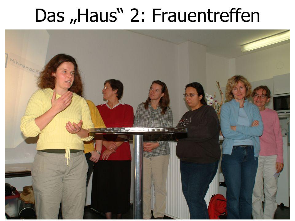 """Das """"Haus 3: Das Wort Gottes"""