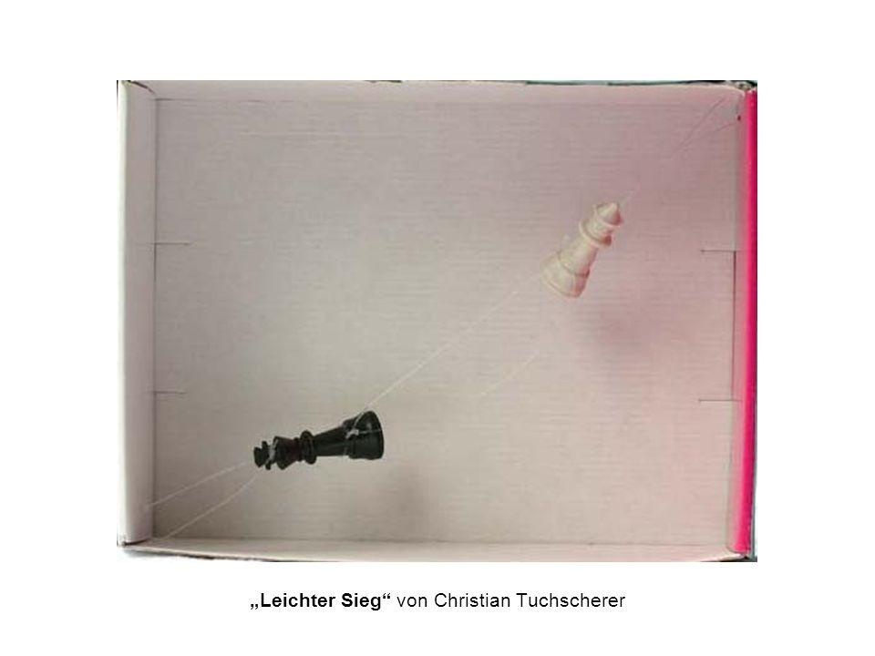 """""""Leichter Sieg von Christian Tuchscherer"""