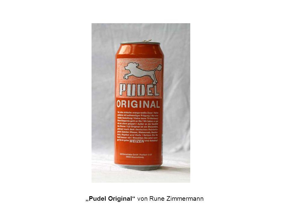 """""""Pudel Original von Rune Zimmermann"""