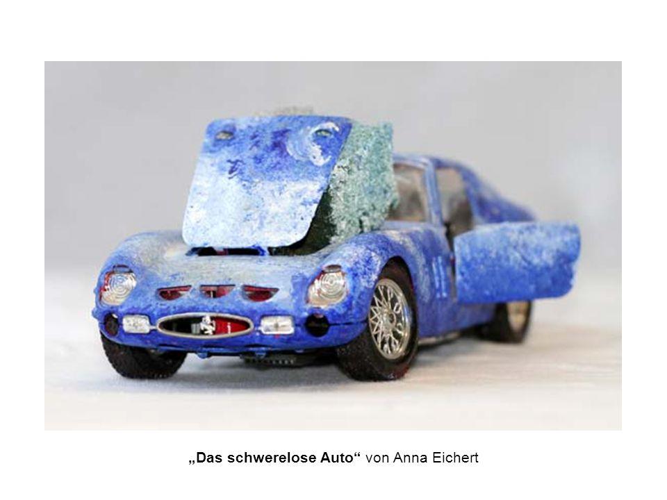 """""""Das schwerelose Auto von Anna Eichert"""