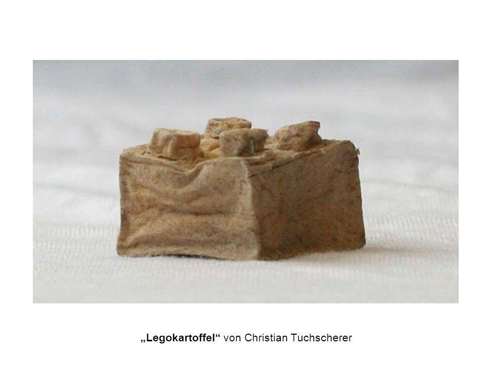 """""""Legokartoffel von Christian Tuchscherer"""