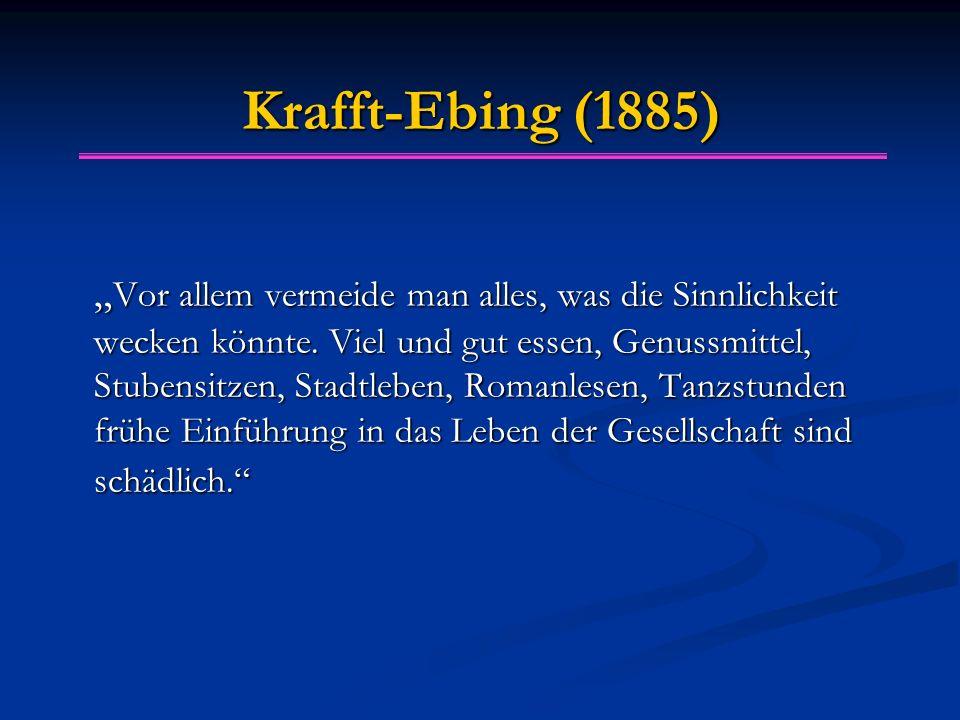Krafft-Ebing (1885)