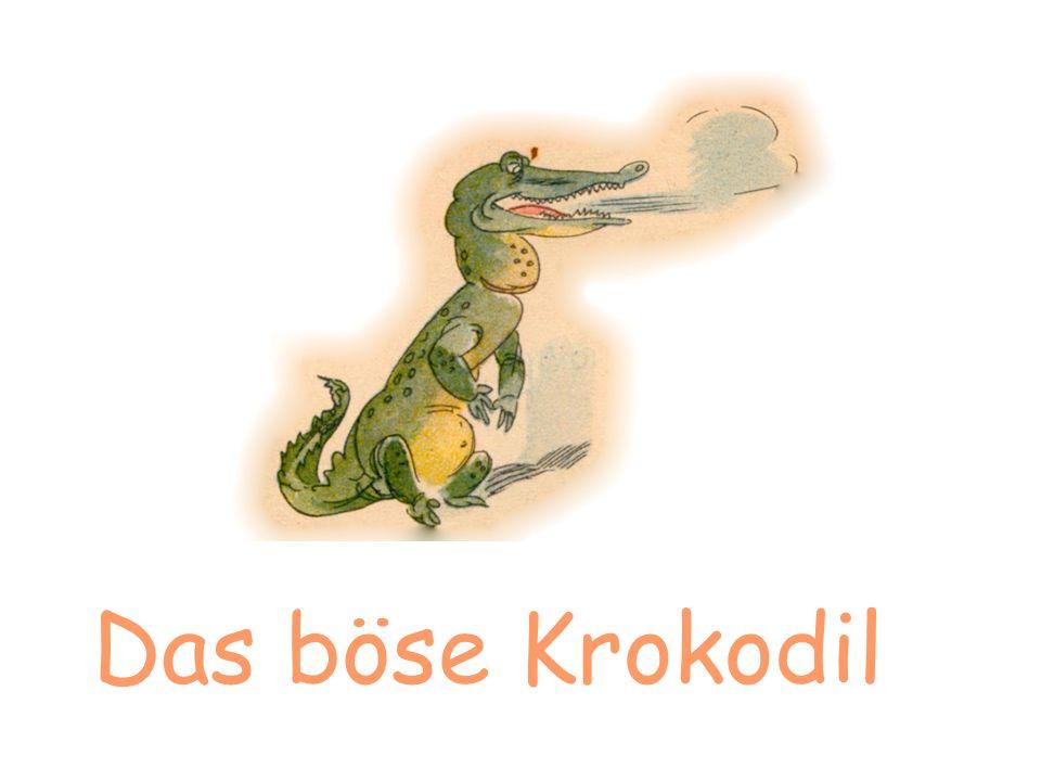 Das böse Krokodil