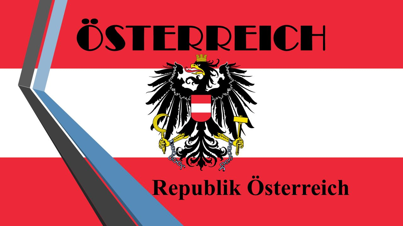 ÖSTERREICH Republik Österreich