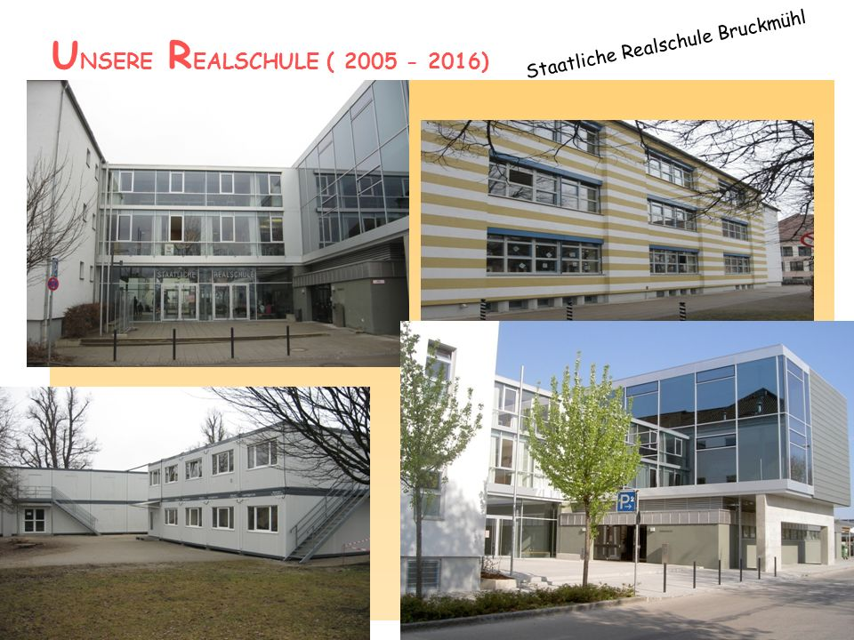 Staatliche Realschule Bruckmühl