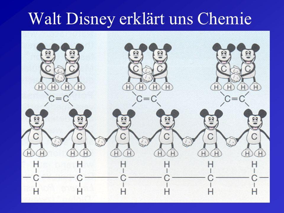 Walt Disney erklärt uns Chemie