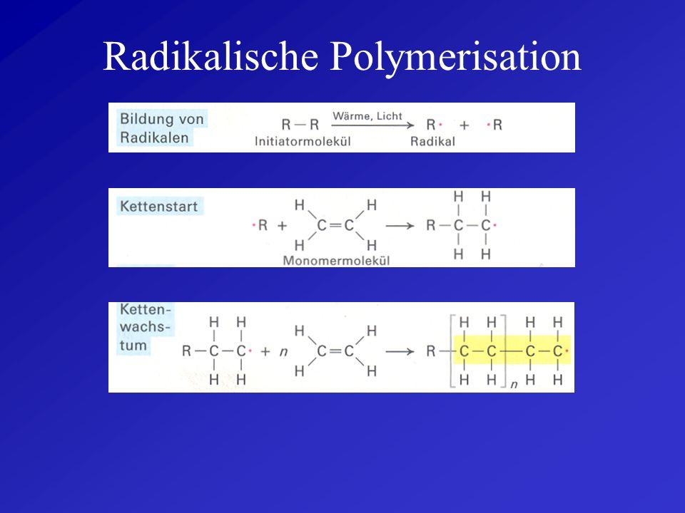 Radikalische Polymerisation