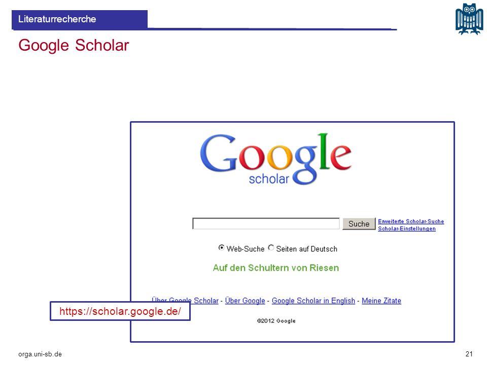 https://scholar.google.de/