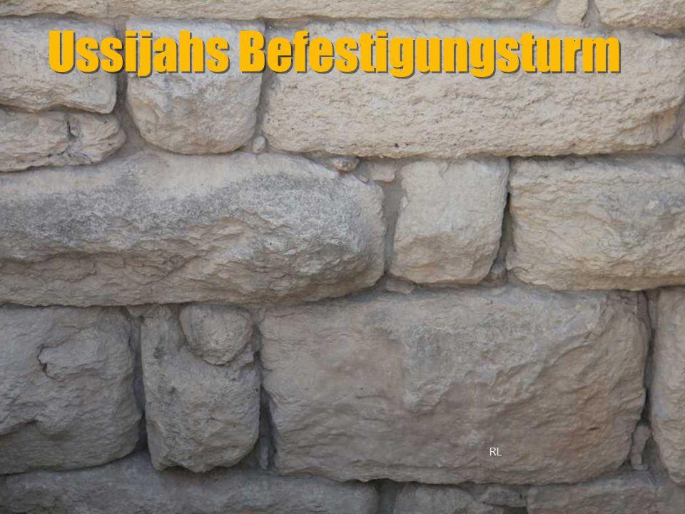 Ussijahs Befestigungsturm
