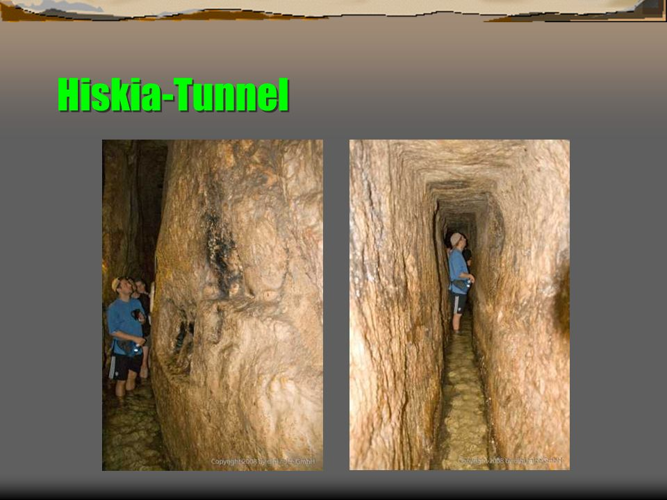 Hiskia-Tunnel