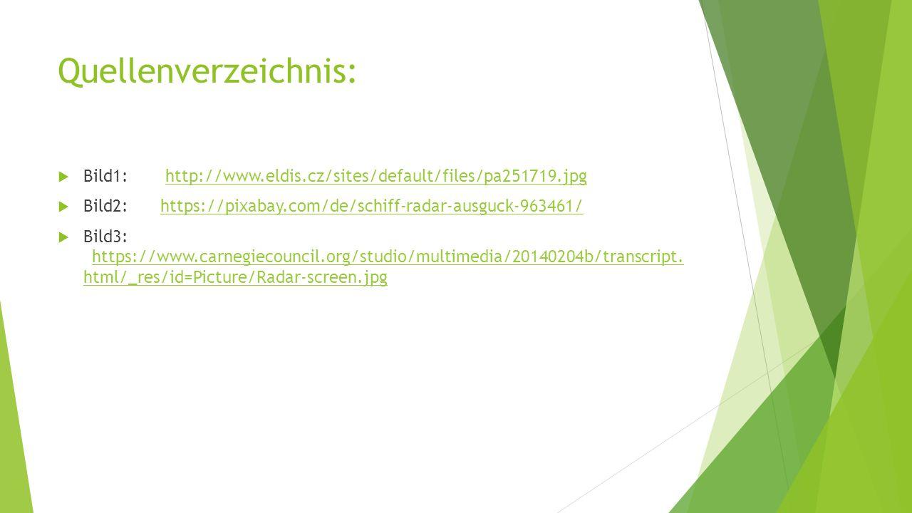 Quellenverzeichnis: Bild1: http://www.eldis.cz/sites/default/files/pa251719.jpg. Bild2: https://pixabay.com/de/schiff-radar-ausguck-963461/