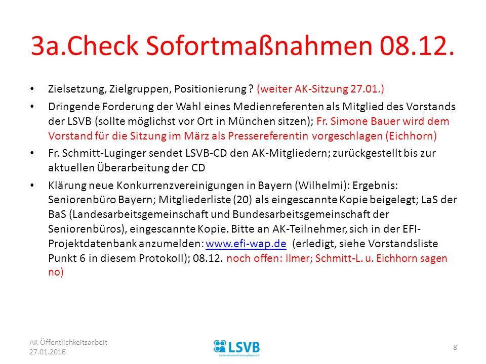 3a.Check Sofortmaßnahmen 08.12.