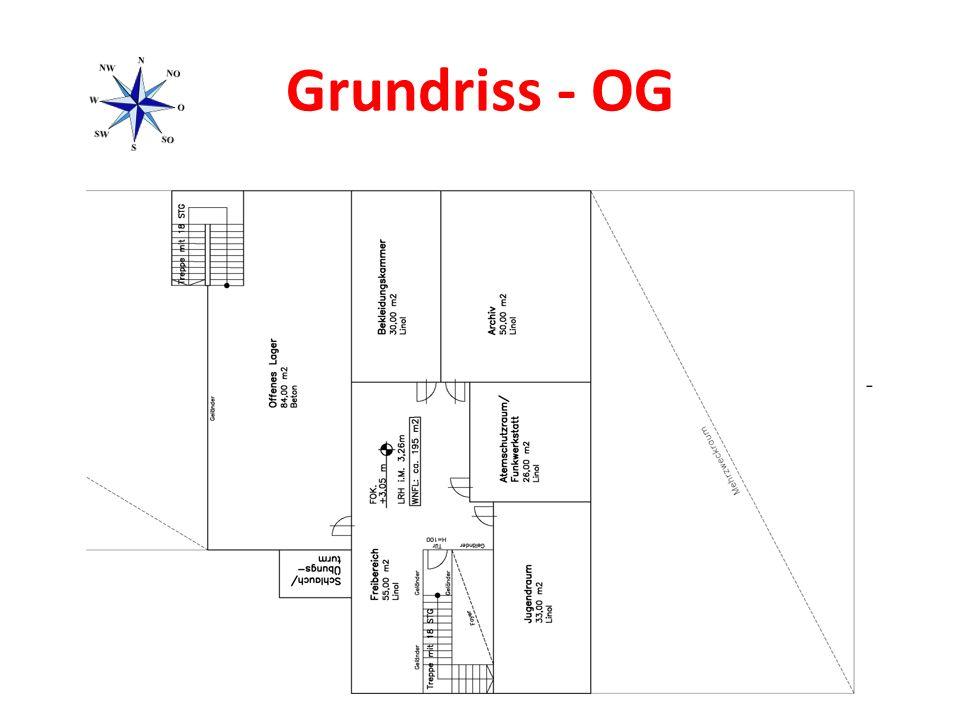Grundriss - OG