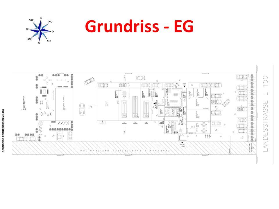 Grundriss - EG