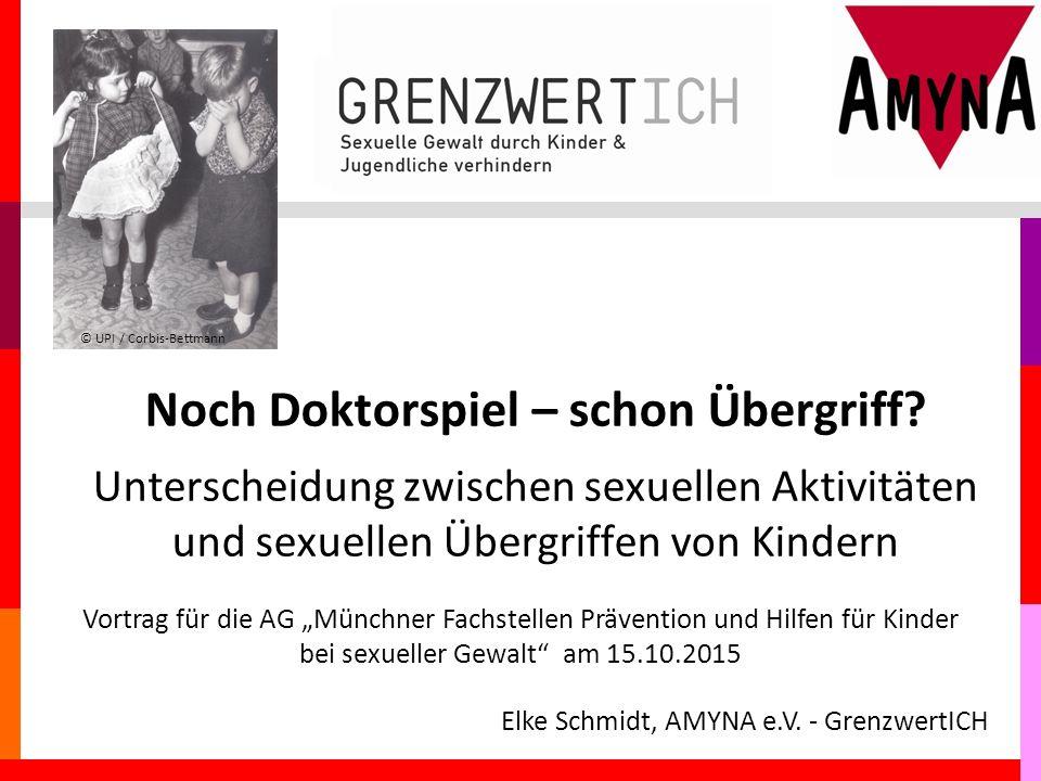Elke Schmidt, AMYNA e.V. - GrenzwertICH