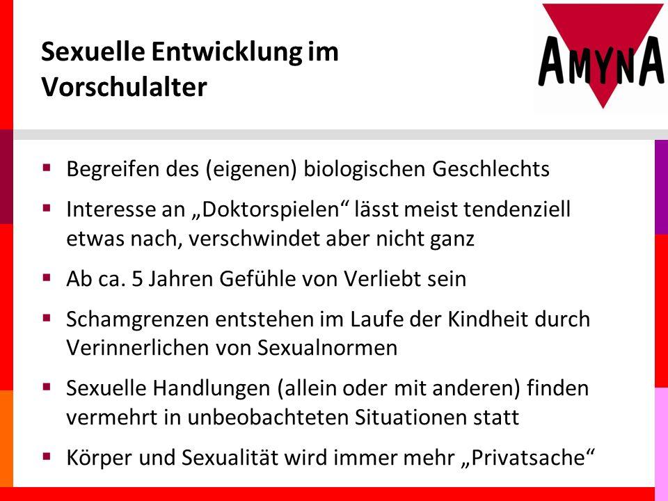 Sexuelle Entwicklung im Vorschulalter