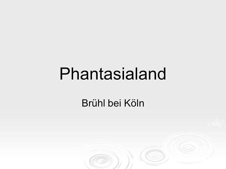 Phantasialand Brühl bei Köln