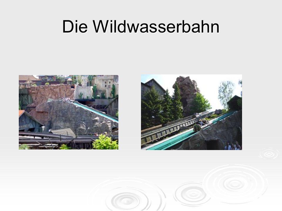 Die Wildwasserbahn
