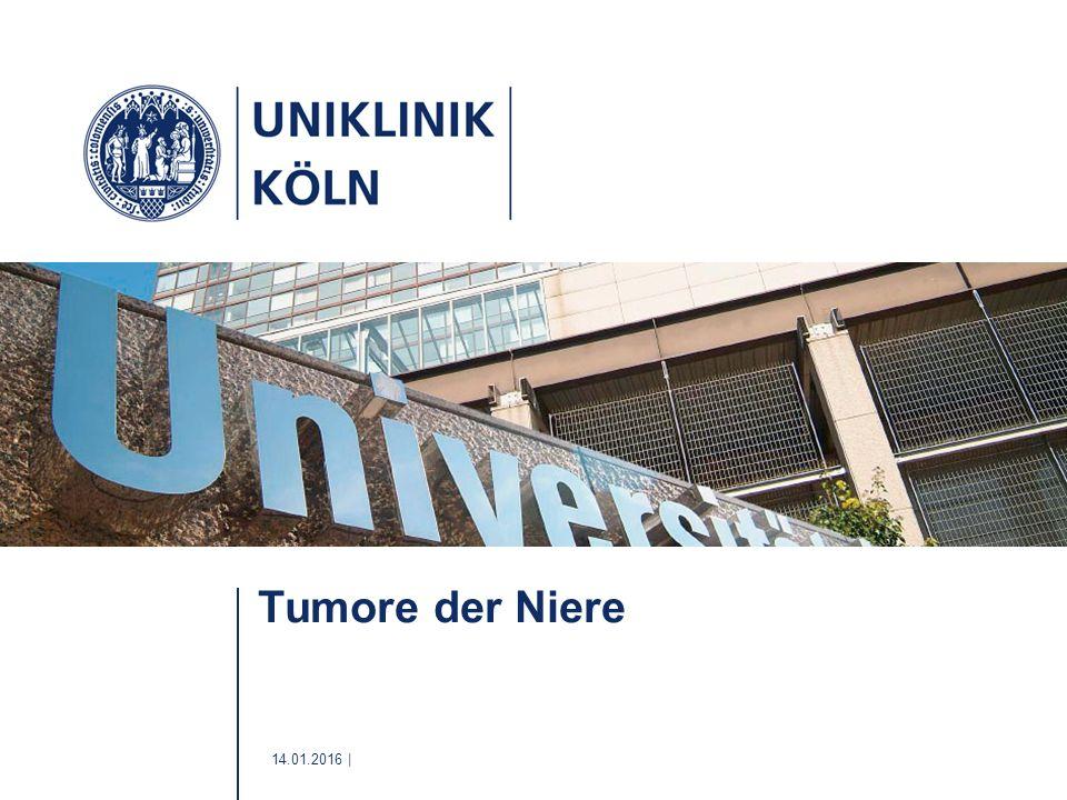 Tumore der Niere