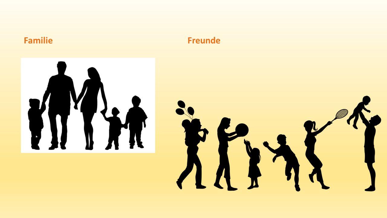 Familie Freunde