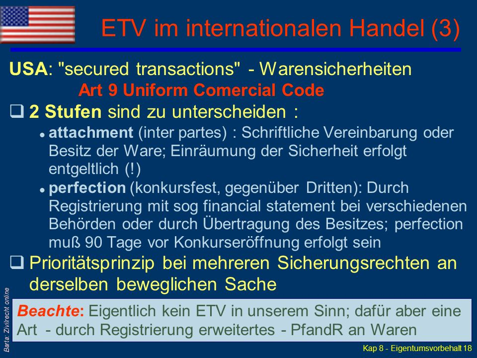 ETV im internationalen Handel (3)