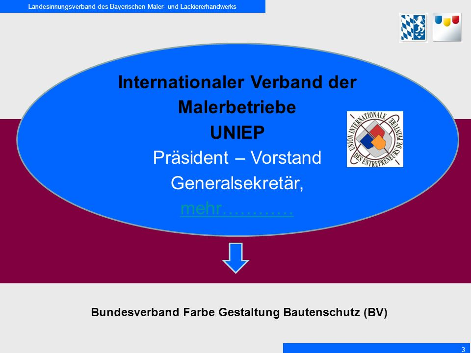 Internationaler Verband der Malerbetriebe UNIEP