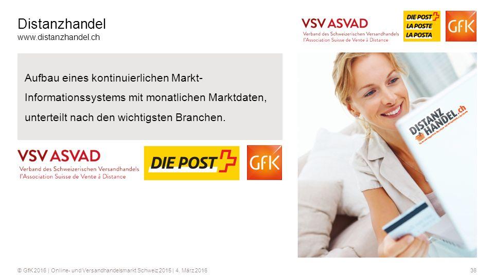 Distanzhandel www.distanzhandel.ch