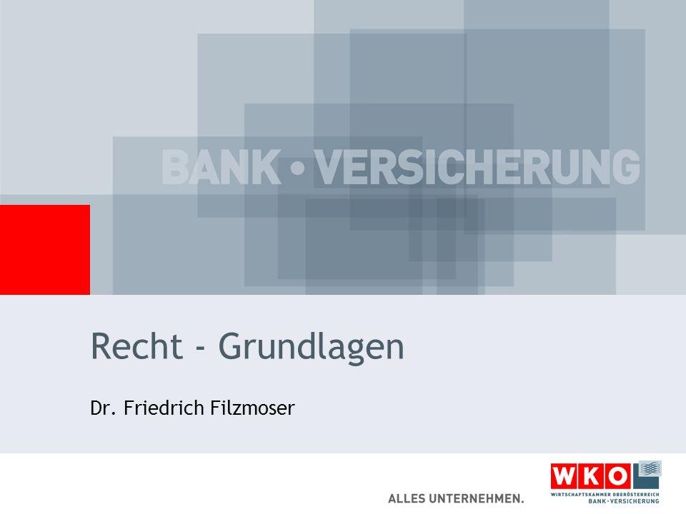 Dr. Friedrich Filzmoser