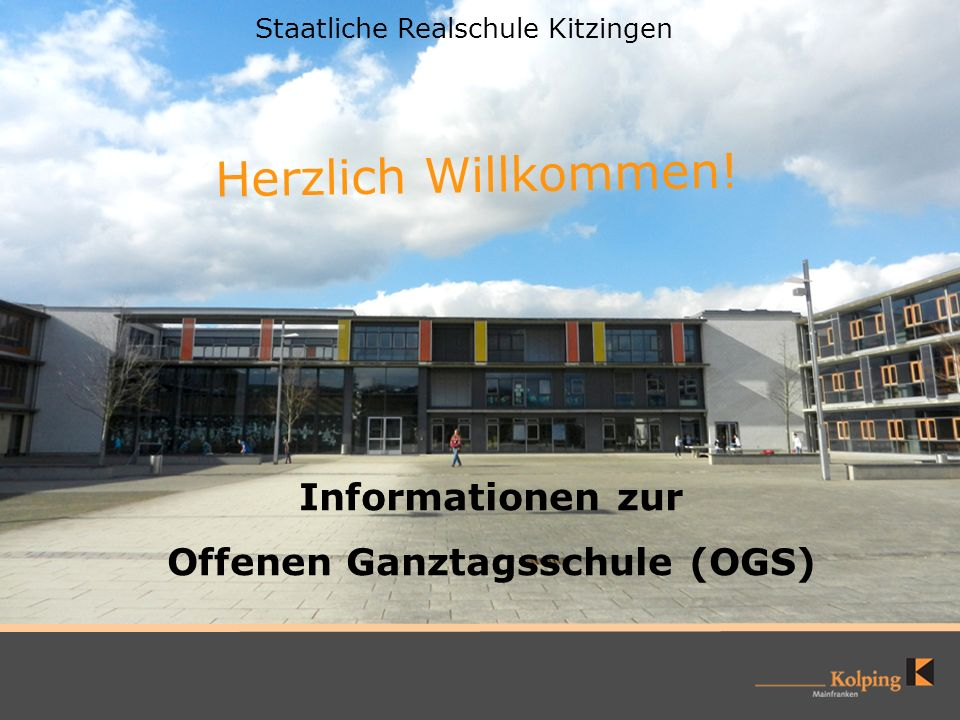 Offenen Ganztagsschule (OGS)