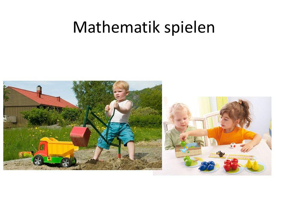 Mathematik spielen
