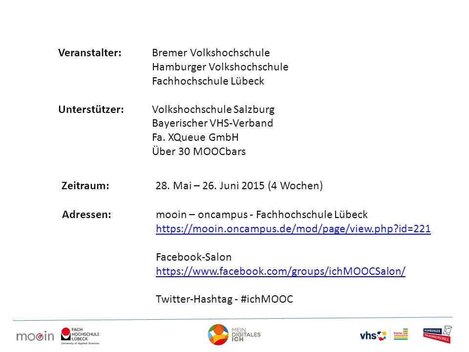 Veranstalter: Bremer Volkshochschule