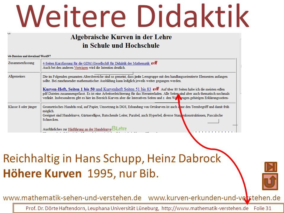 Weitere Didaktik Reichhaltig in Hans Schupp, Heinz Dabrock