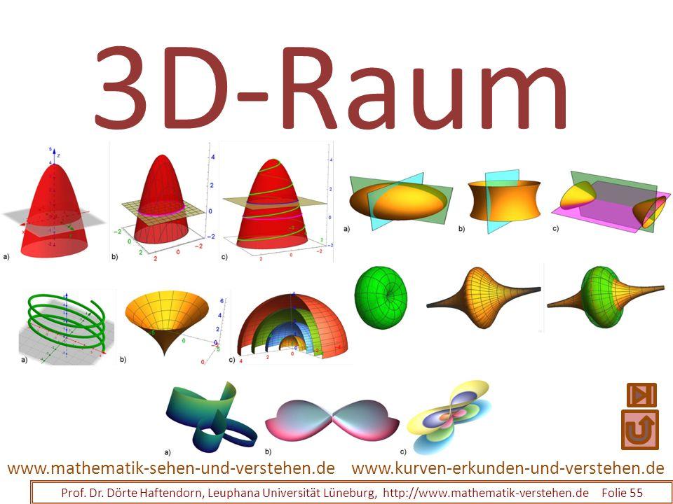 3D-Raum www.mathematik-sehen-und-verstehen.de