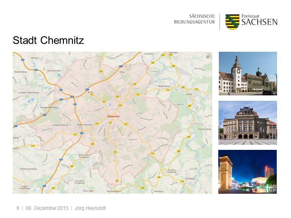Stadt Chemnitz | 08. Dezember 2015 | Jörg Heynoldt