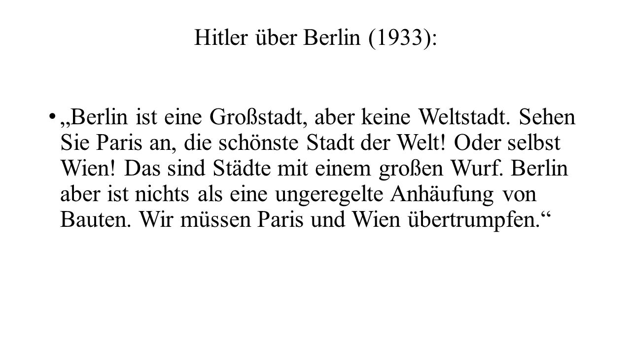 Hitler über Berlin (1933):