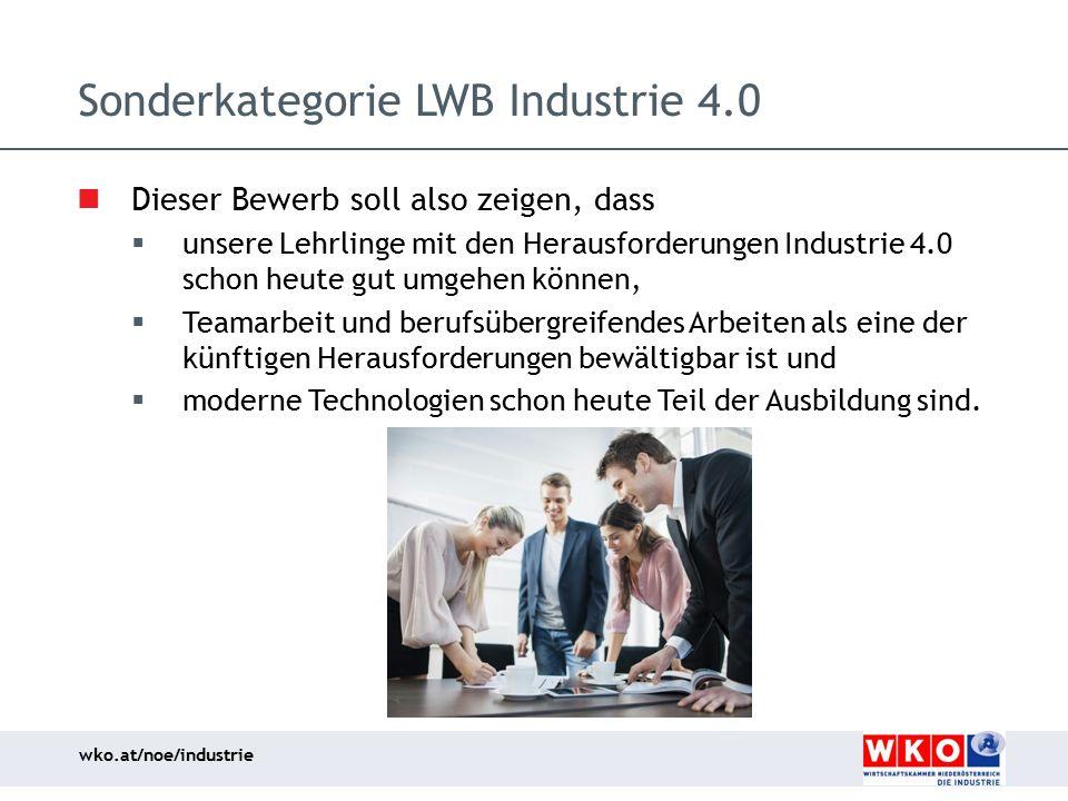 Sonderkategorie LWB Industrie 4.0