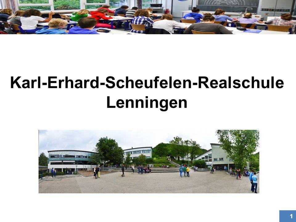 Karl-Erhard-Scheufelen-Realschule Lenningen