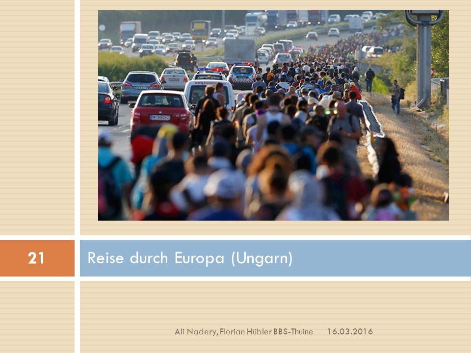 Reise durch Europa (Ungarn)
